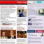 Clarín aproxímase aos blogs