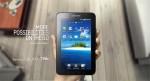 O Samsung Galaxy Tab, un dispositivo espectacular
